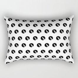 Doodle Pattern No.28 Rectangular Pillow