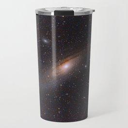 The Andromeda Galaxy Travel Mug