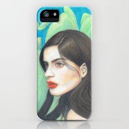 cactus jill iPhone Case