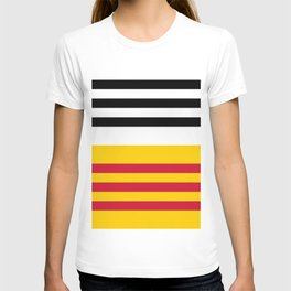 Flag of Loon op Zand T-shirt