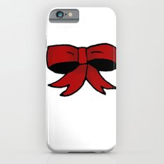Red Bow iPhone 6s Slim Case