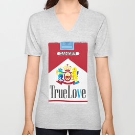 True Love Unisex V-Neck