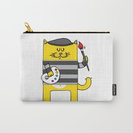 Pablo Meow-Casso Carry-All Pouch