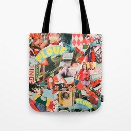 Plouf Plouf Tote Bag