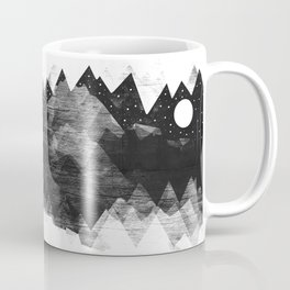 Torn Mounts Coffee Mug