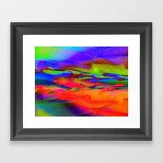 Lively Framed Art Print