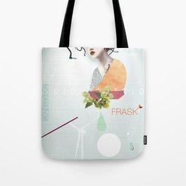 FRASK techno Tote Bag