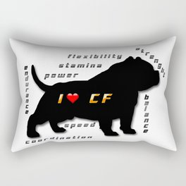 I love CF Rectangular Pillow