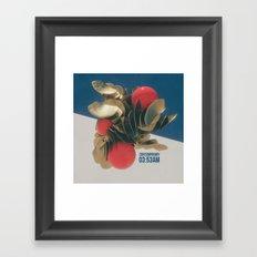 170209 / contemporary Framed Art Print