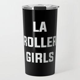 LA Roller Girls (Small) Travel Mug