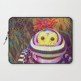 Psychedelic Monster Laptop Sleeve