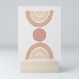 Boho Kids - Abstract Mini Art Print
