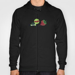 Strawberry Turtle Hoody