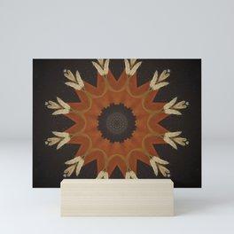 Shaman's Drum Mini Art Print