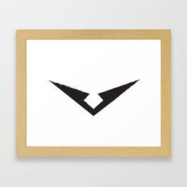 Shiro - Voltron Framed Art Print