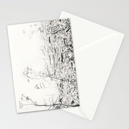 Cow-parsley in Osdorp Stationery Cards
