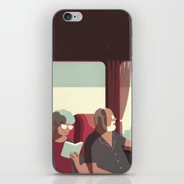 Day Trippers #1 - Arrival iPhone Skin
