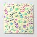Colorful Floral Pattern V by kapstech
