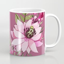 Lovely Pink Flowers  Coffee Mug
