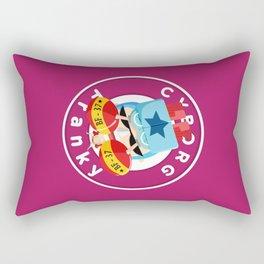 One Piece - Franky Cyborg  (My Style) Rectangular Pillow