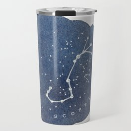 scorpio constellation zodiac Travel Mug