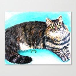 Munchkin Canvas Print