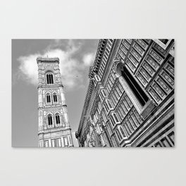 Florence: Duomo 2 Canvas Print