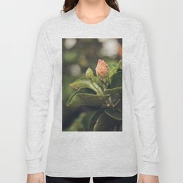 Capullo de Hibisco - Hibiscus bud Long Sleeve T-shirt