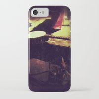 banjo iPhone & iPod Cases featuring Banjo by Peacockbutterfly  Art