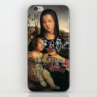 madonna iPhone & iPod Skins featuring Madonna  by Mexicanfood