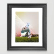 Time to Rise Framed Art Print
