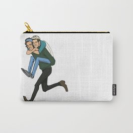 Harry and Niall Carry-All Pouch