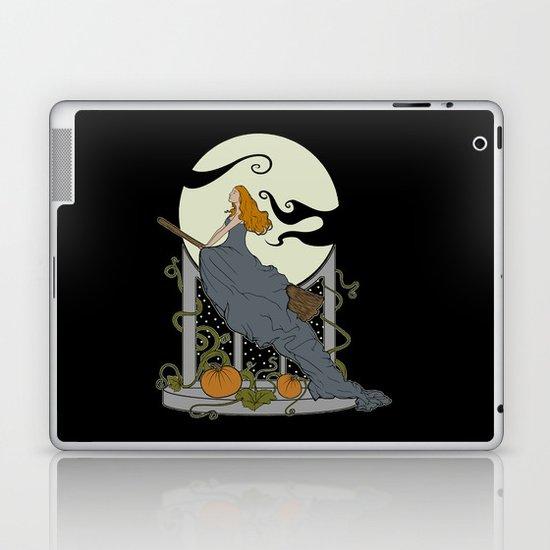 Halloween Nouveau Laptop & iPad Skin