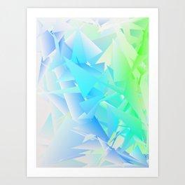 Tropical Breeze 4 Art Print