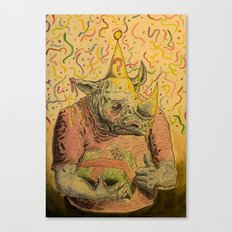 Valeu! Canvas Print