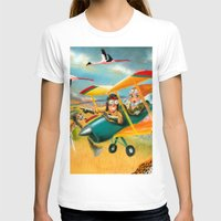 africa T-shirts featuring Africa by colortown