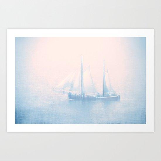 sail III Art Print