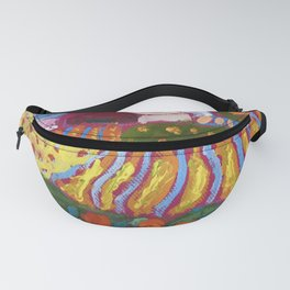 Iowa Barn Fanny Pack