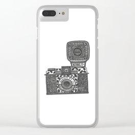 Diana F+ Clear iPhone Case