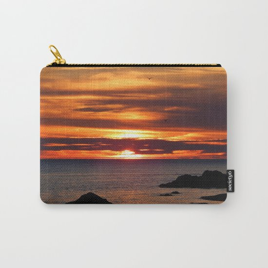 Sunrise Flight  Carry-All Pouch
