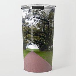Trees & Walkway Travel Mug