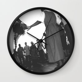 Kenya / Kitui Love Wall Clock