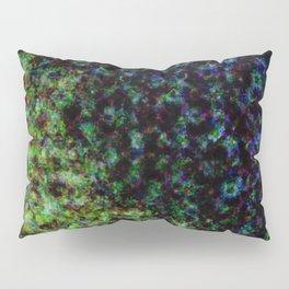 d61: color damage Pillow Sham