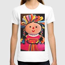MEXICAN MARIA DOLL*** T-shirt