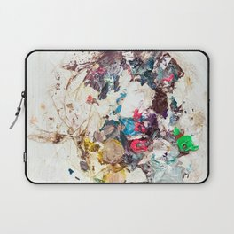 Abstract Geometric 10 Laptop Sleeve