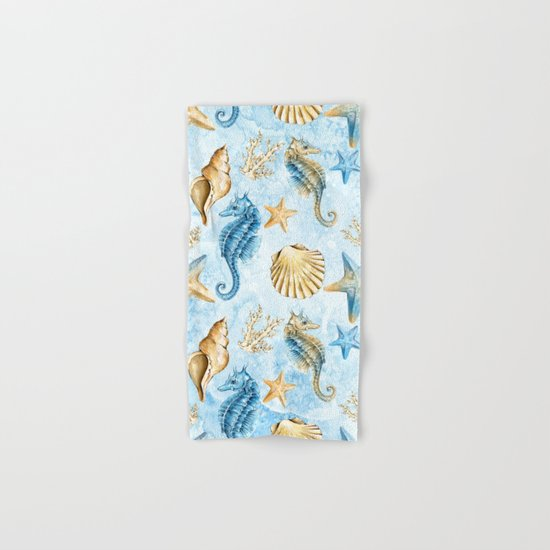 Sea & Ocean #1 Hand & Bath Towel