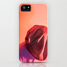 the/red/one iPhone Case