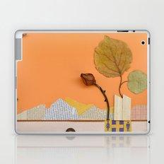 The rose of autumn Laptop & iPad Skin