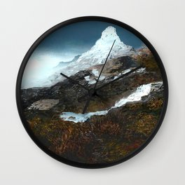 Crucible Crossing Wall Clock