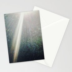 There's a light #02 Stationery Cards